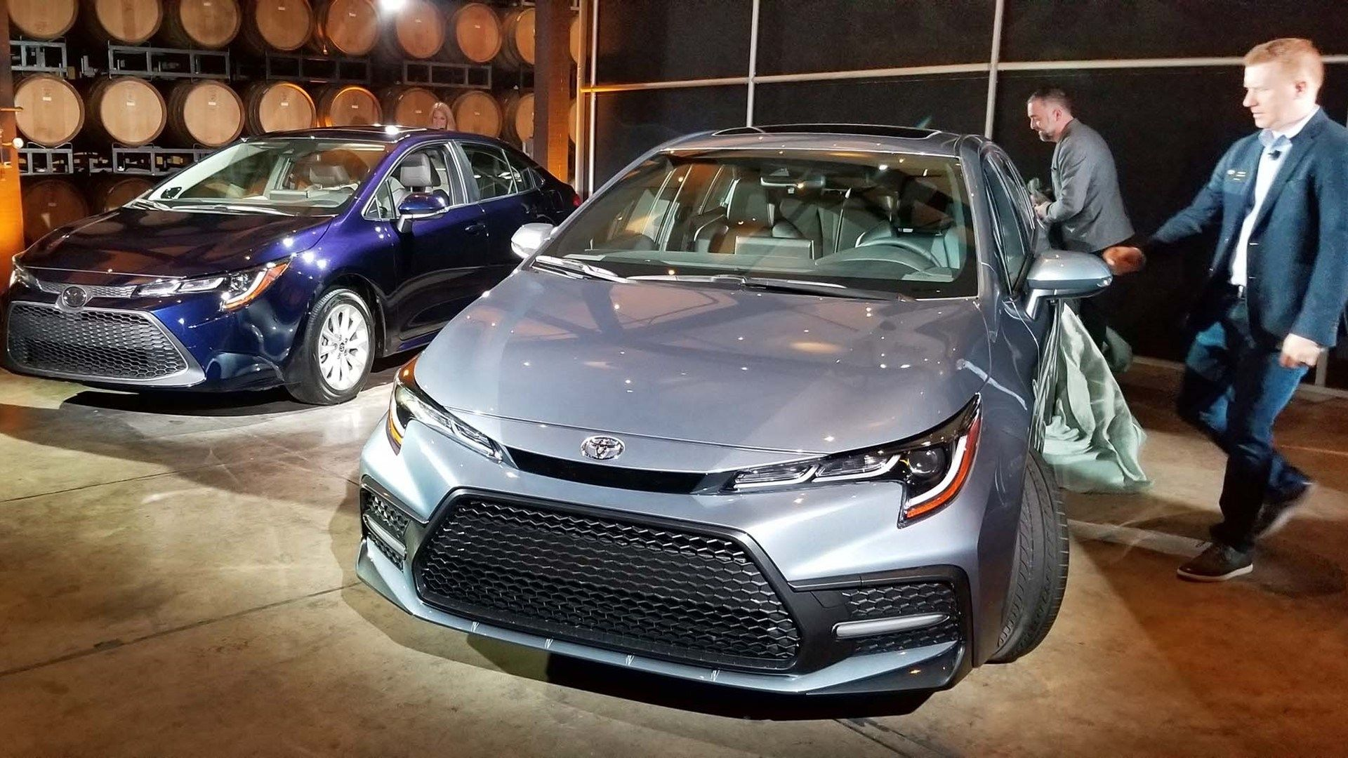 2020 Toyota Corolla Sedan Preview New Release (With images