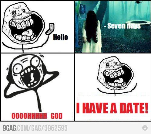Rage comics dating fails meme
