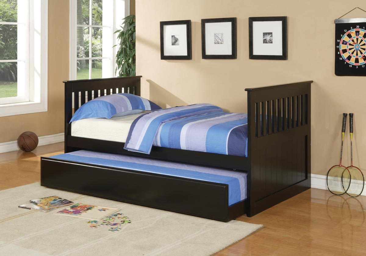 drawing of trundle beds for children to create an accessible bedroom
