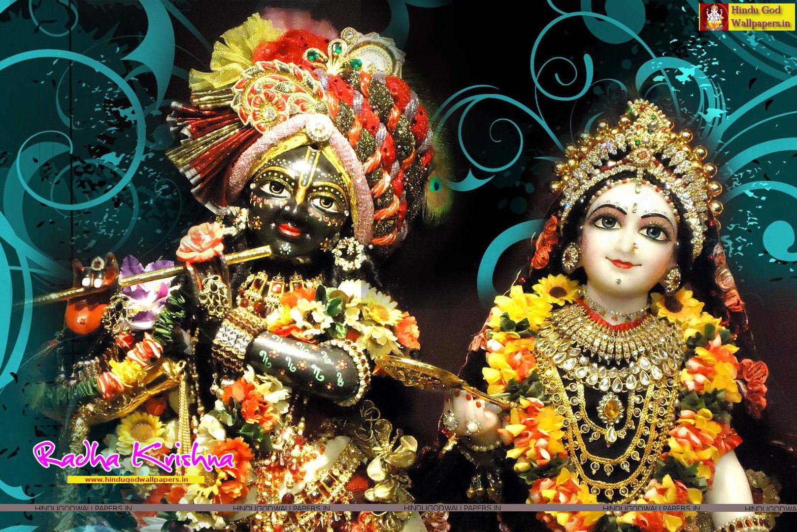 Radha Krishna Temple Lord Krishna Wallpapers Hindu Gods Krishna Wallpaper