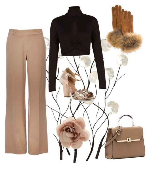 """Untitled #36"" by nazar-erginyavuz on Polyvore featuring Universal Lighting and Decor, Wallis, BCBGMAXAZRIA, Klub Nico, FRR and Accessorize"