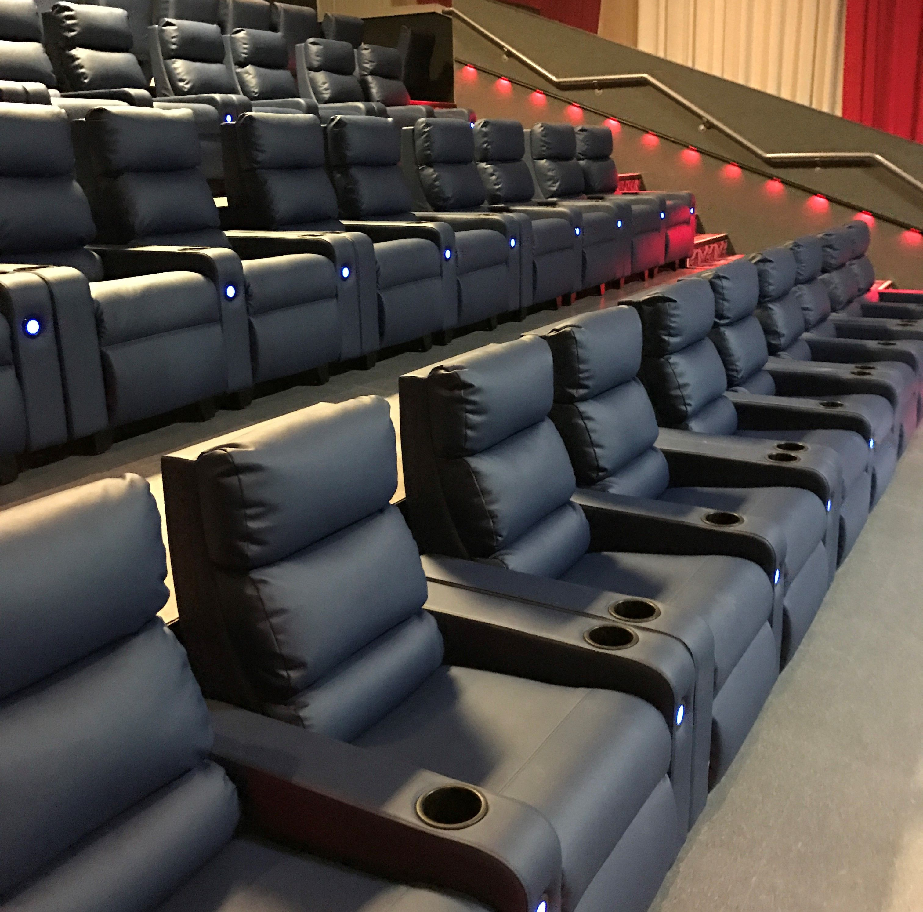 mjr chesterfield movies playing