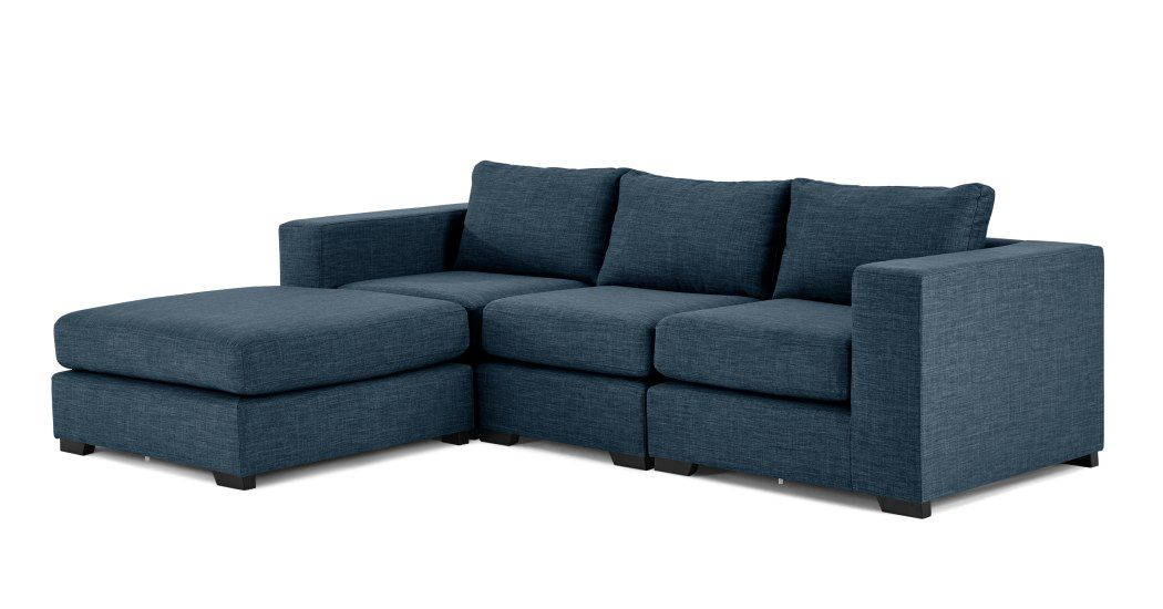 Best Made Harbour Blue Modular Sofa In 2019 Modular Corner 400 x 300