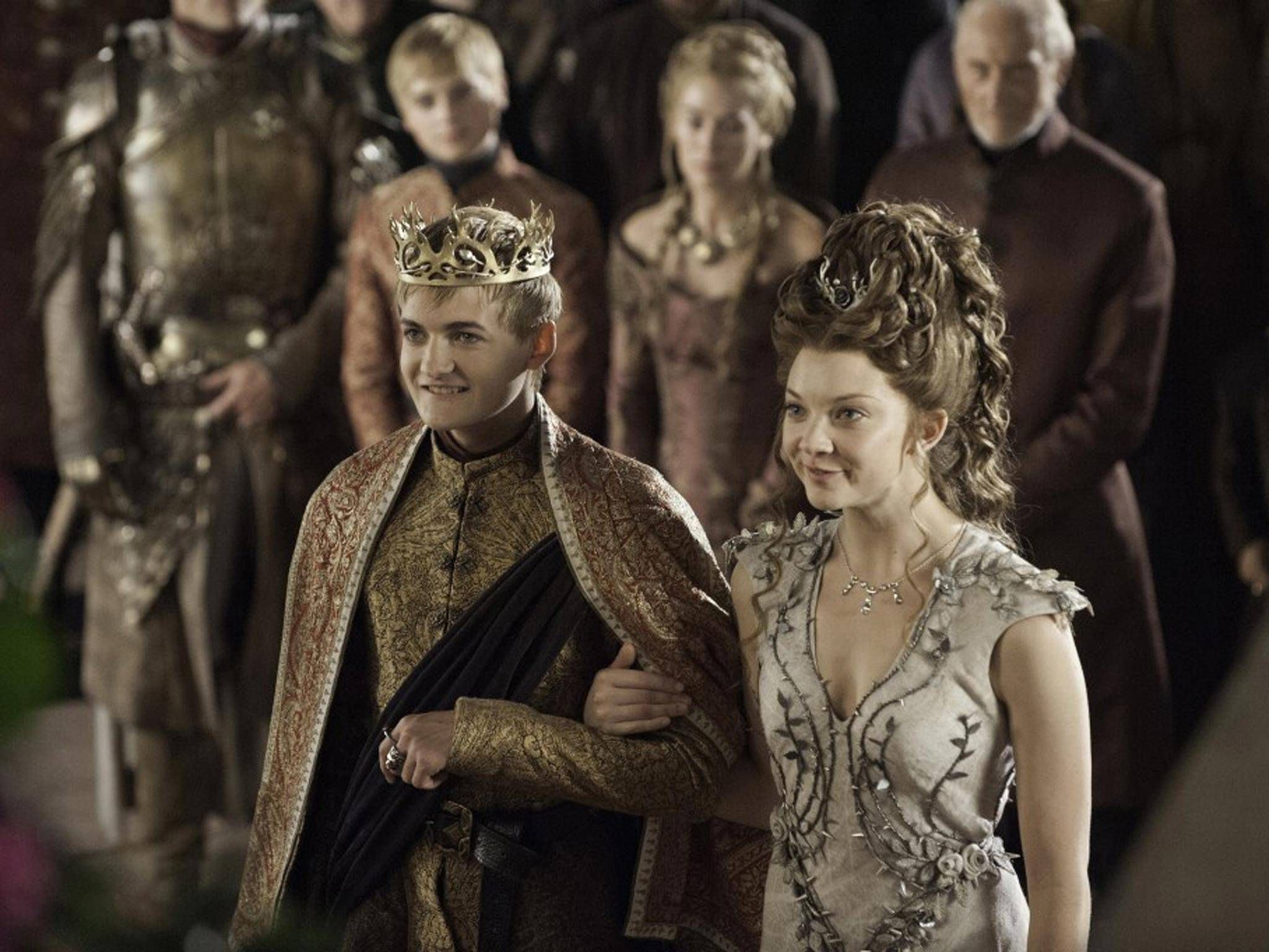 Game Of Thrones Season 4 Episode 2 Tv Review Purple Wedding