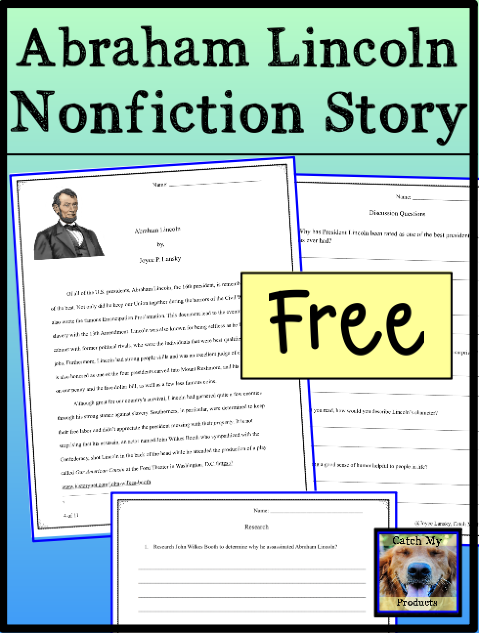 hight resolution of Abraham Lincoln Close Read   Abraham lincoln for kids