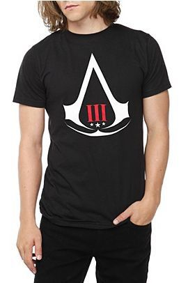 Assassin's Creed III Logo T-Shirt