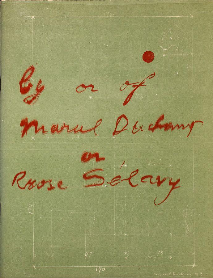 Marcel Duchamp: Pasadena Art Museum: A Retrospective Exhibition[Stapled…