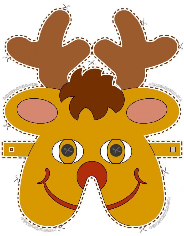 bricolage masque de renne pour enfant jeu de noel gratuit a imprimer jeux d 39 enfant gratuits. Black Bedroom Furniture Sets. Home Design Ideas