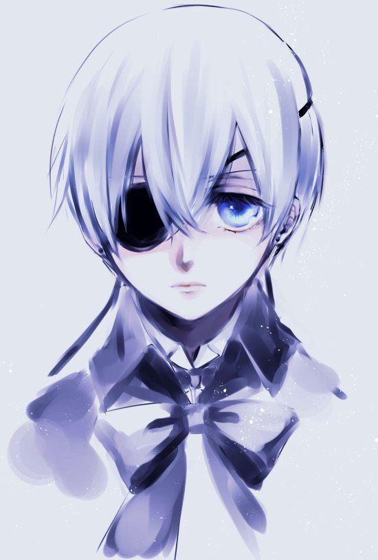 Black butler, Kuroshitsuji, Ciel Phantomhive