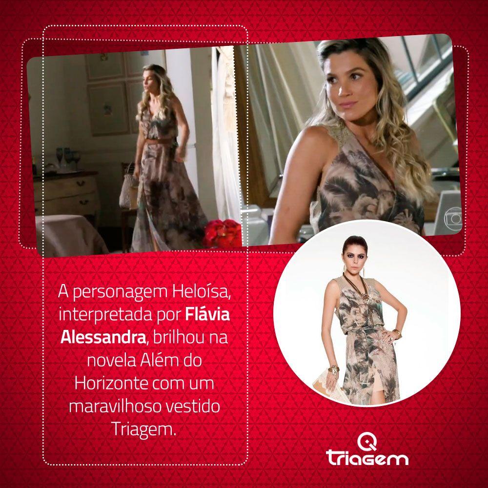 Flávia Alessandra usa Triagem Jeans.
