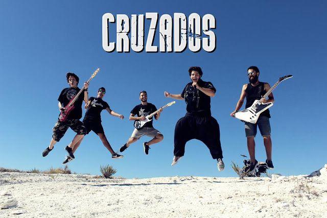 Diário feminino: Novidades dos CRUZADOS - Banda de Rock Português /...