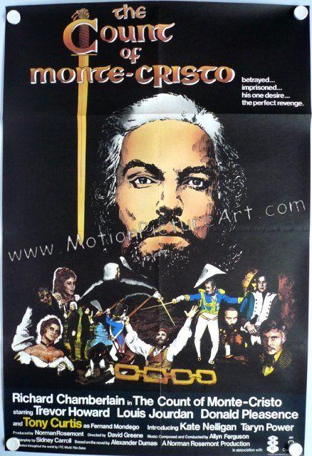 Countofmontechristomovieposterenglish Jpg 438 640 Cine Epico El Conde De Montecristo Buenas Peliculas