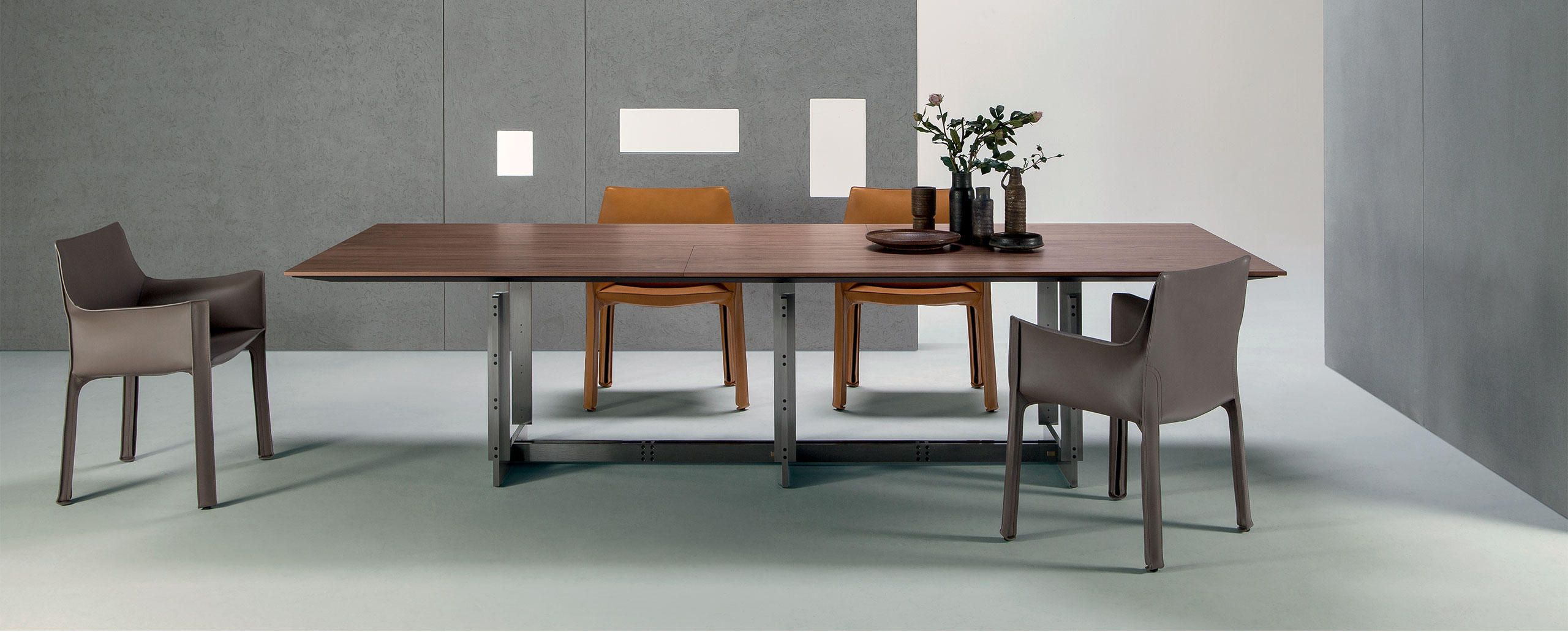 Cassina Sarpi Office Dining Table Office Table Table Furniture