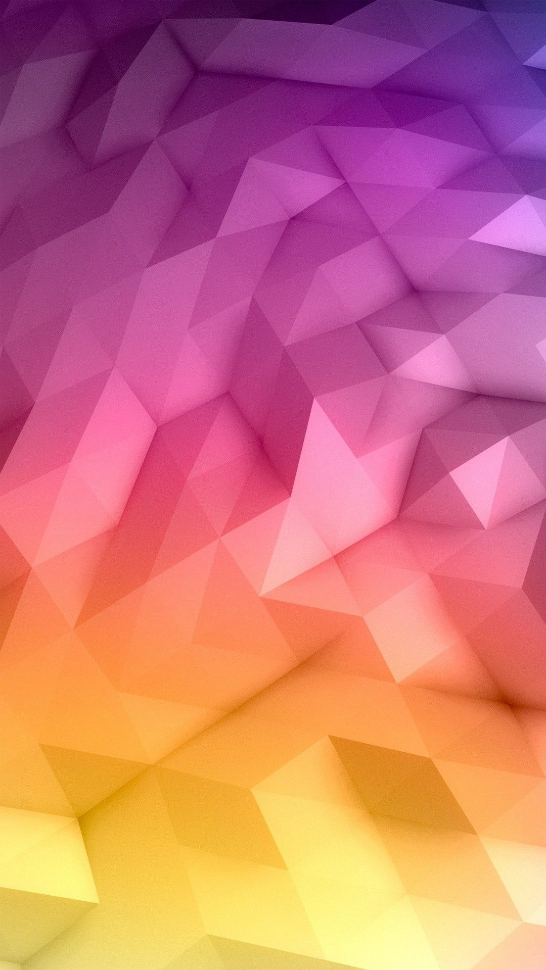 abstract polygonal colorful background - photo #7