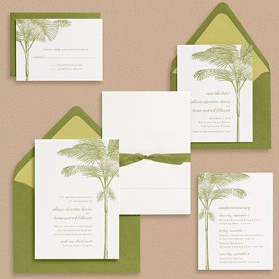 Invitation station palm invitation flutes pinterest palm invitation station palm invitation stopboris Image collections