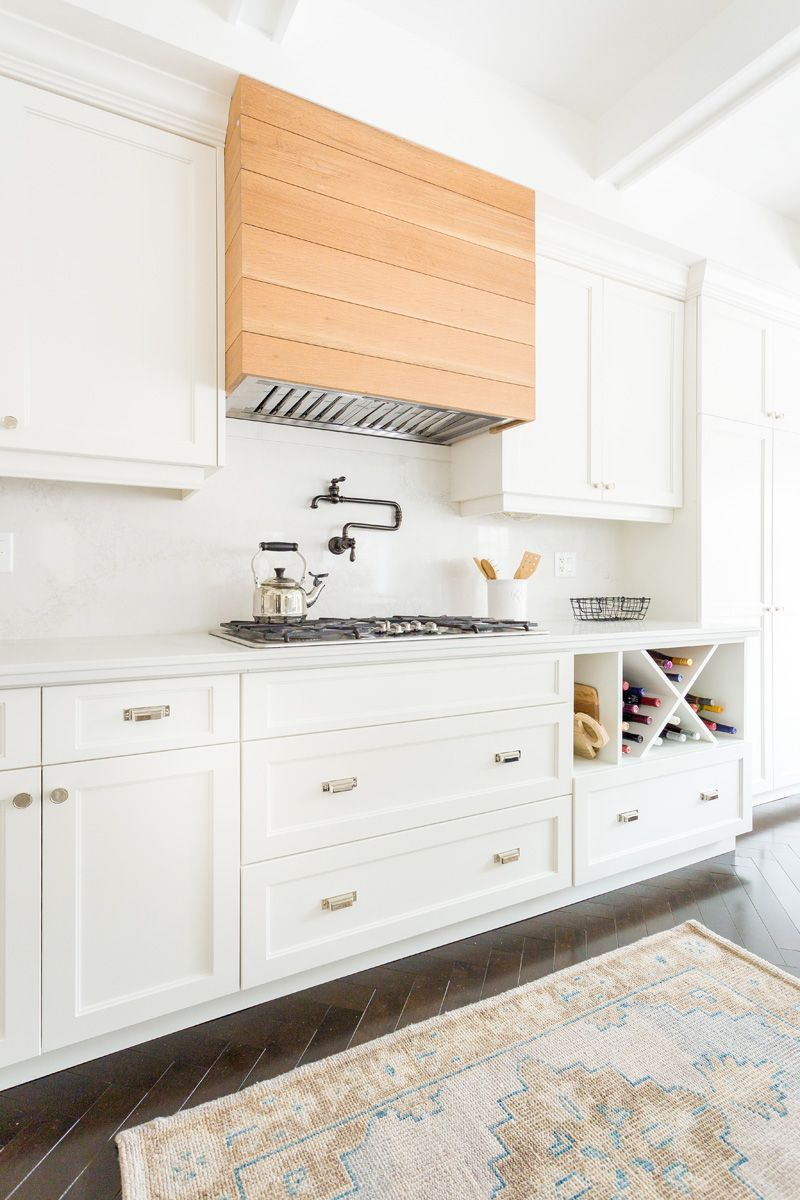 Oakville Remodel Home Tour Coco Jack White Cabinetry Cottage Style Kitchen Kitchen Design Small
