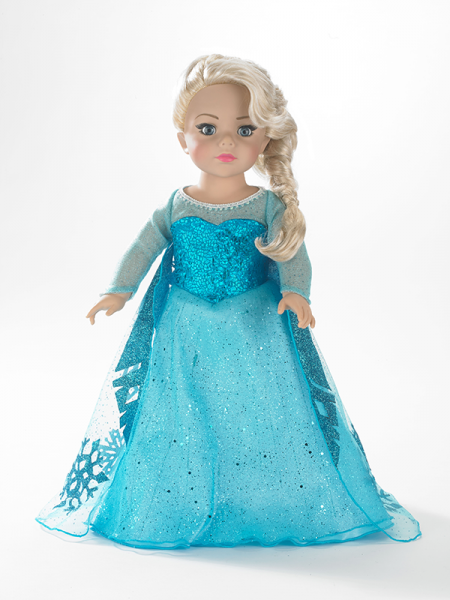 18 Anna and Elsa Frozen Dolls From Madame Alexander Doll