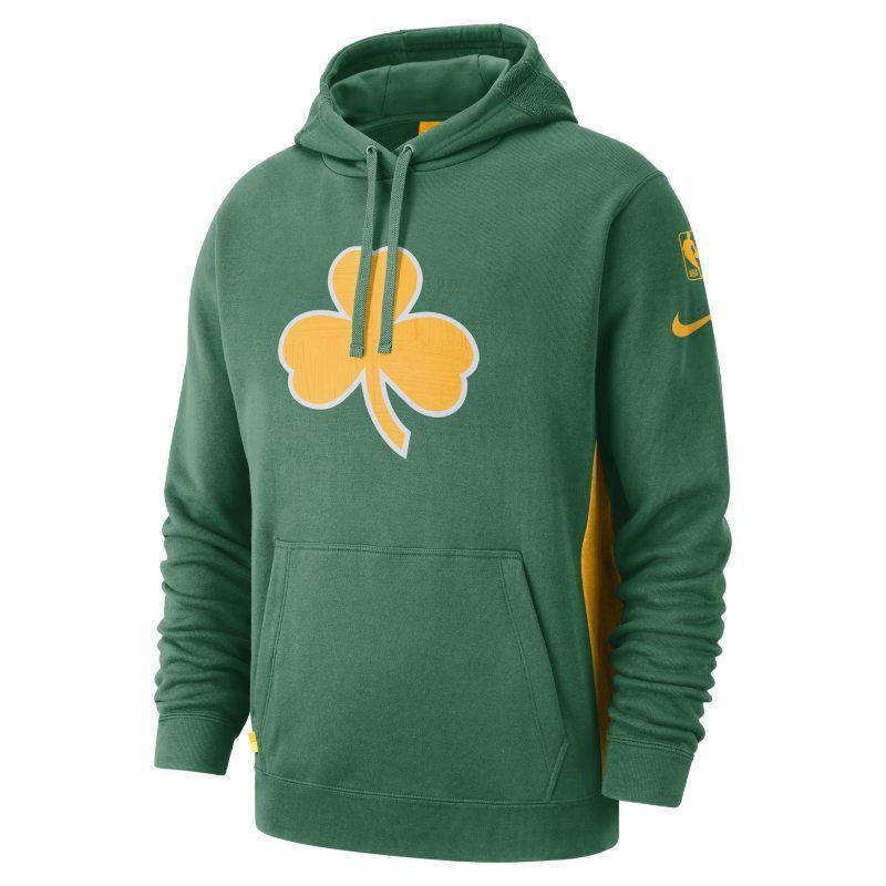 9c1768528a5f35 Boston Celtics Nike Men s NBA Hoodie - Green in 2019