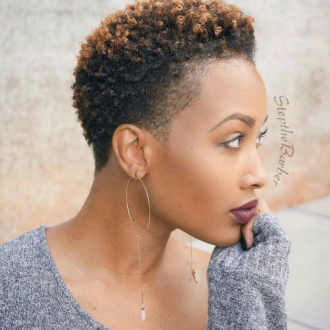See 17 Hot Tapered Short Natural Hairstyles Short Natural Hair Styles Short Natural Haircuts Natural Hair Styles