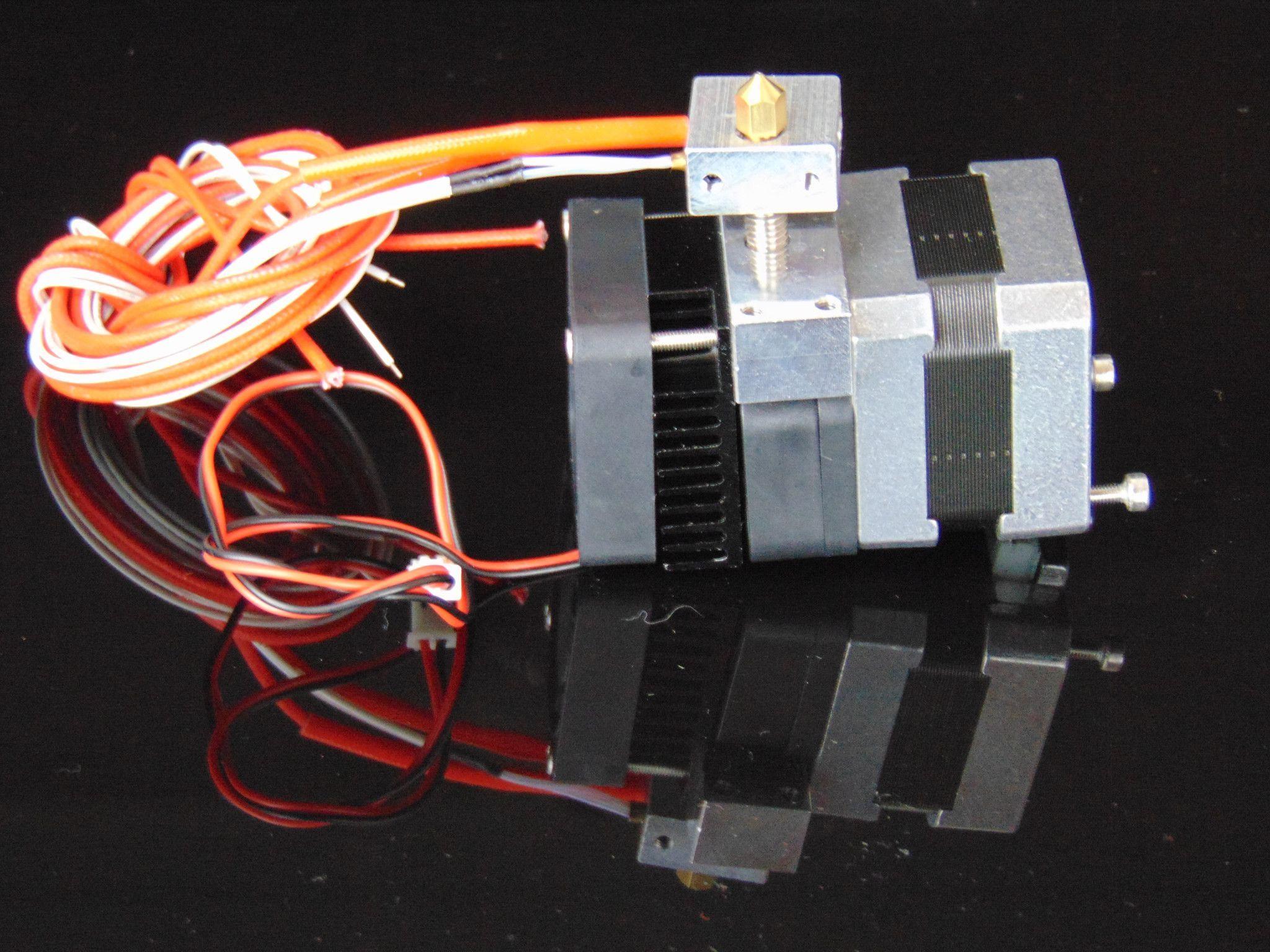 0.4mm Nozzle MK9 Mod Extruder Print Head