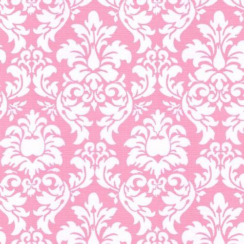 Damask Pink Wallpaper Pink Damask