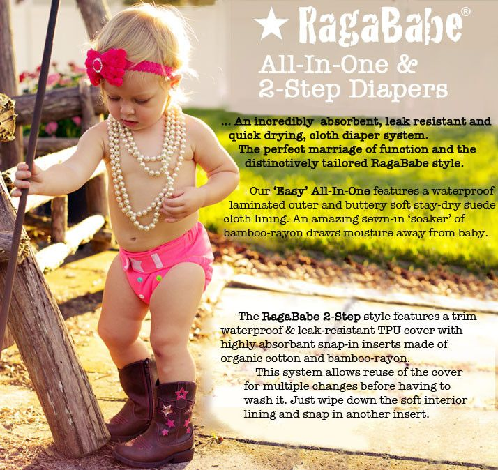 ShopRagaBabe $30 diapers that people supposedly love