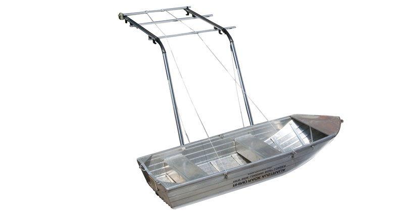Eureka Solutions - Side Boat Loader  1-866-562-2555