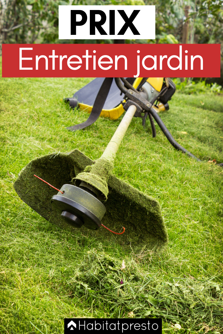 Entretien du jardin : combien va-t-il vous coûter ...