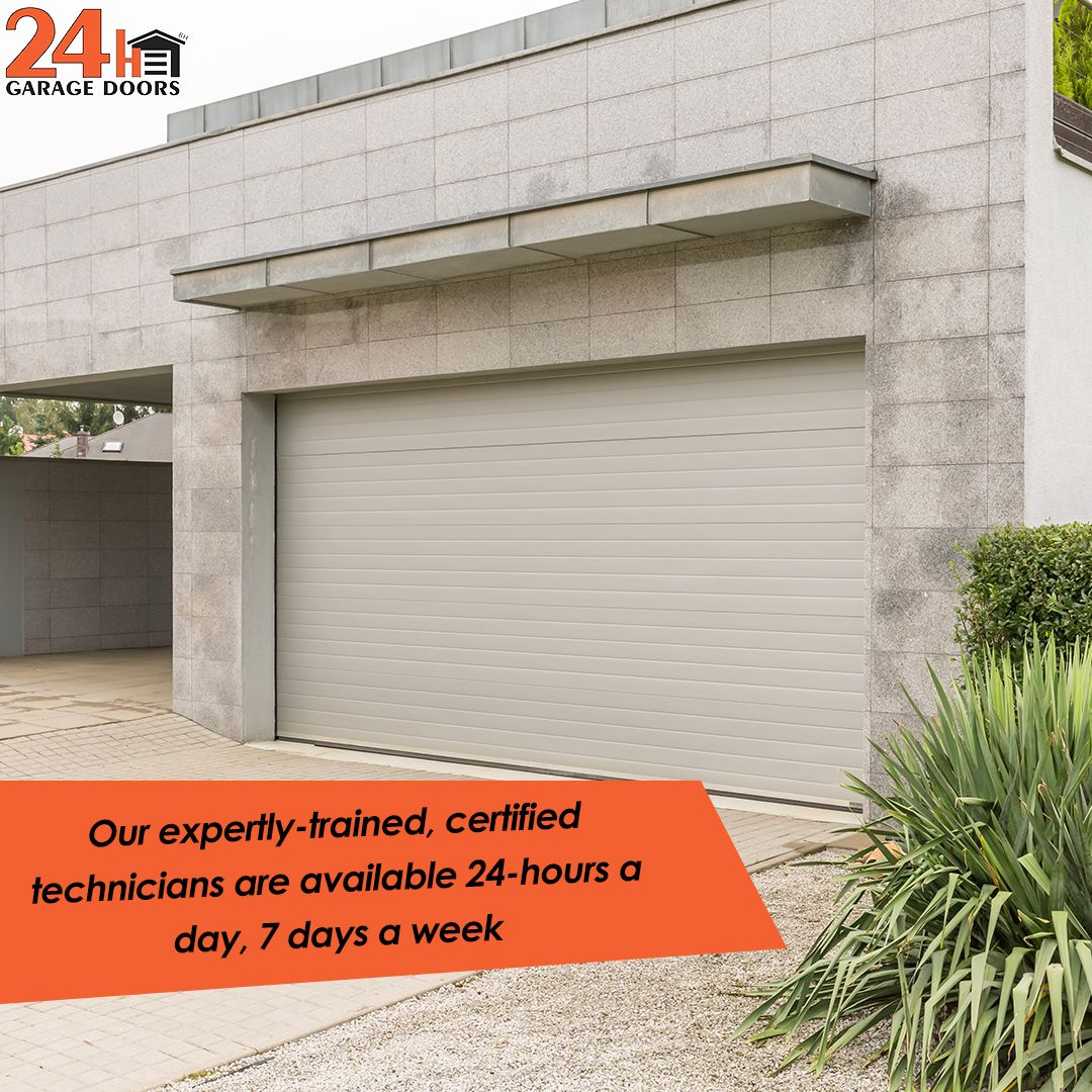 Our Expertly Trained Certified Technicians Are Available 24 Hours A Day 7 Days A Week Best Garage Doors Garage Doors Garage Door Repair