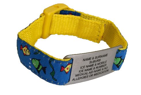 Id Bracelet For Autistic Child Best Bracelets