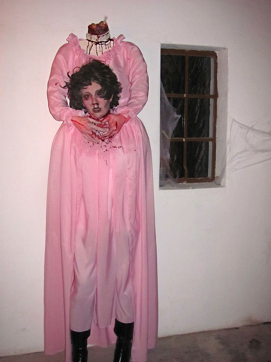 Scary headless Halloween Costume made for Friday the 13th party ...