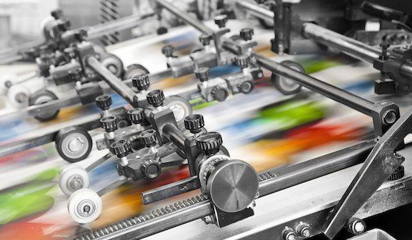 Global Printing Machinery Market 2017 Heidelberg Kba Komori