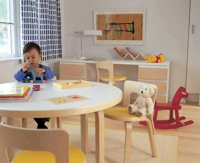 Round Toddler Table Sesigncorp