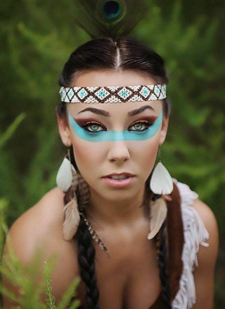 Préférence Maquillage Halloween: 99 inspirations pour le visage | Maquillage  VP51