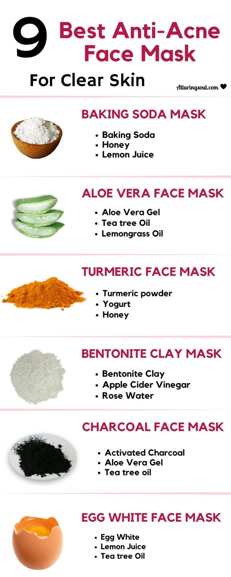 acne face mask Acne face mask