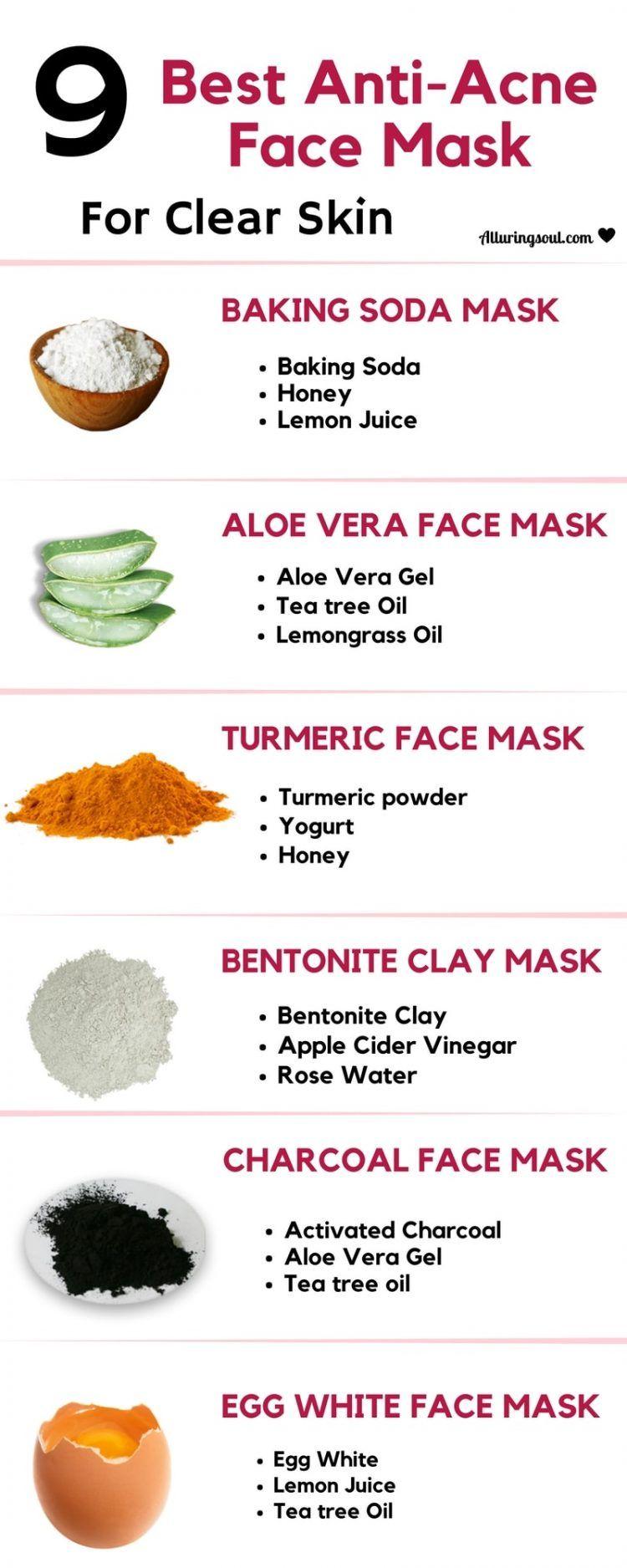 acne face mask Acne face mask