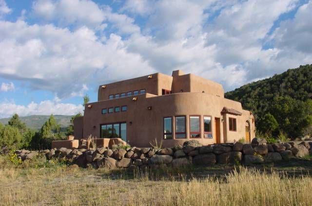 Pin By Kaitlin Veronie On Adobe Homes Cedaredge Adobe House Colorado