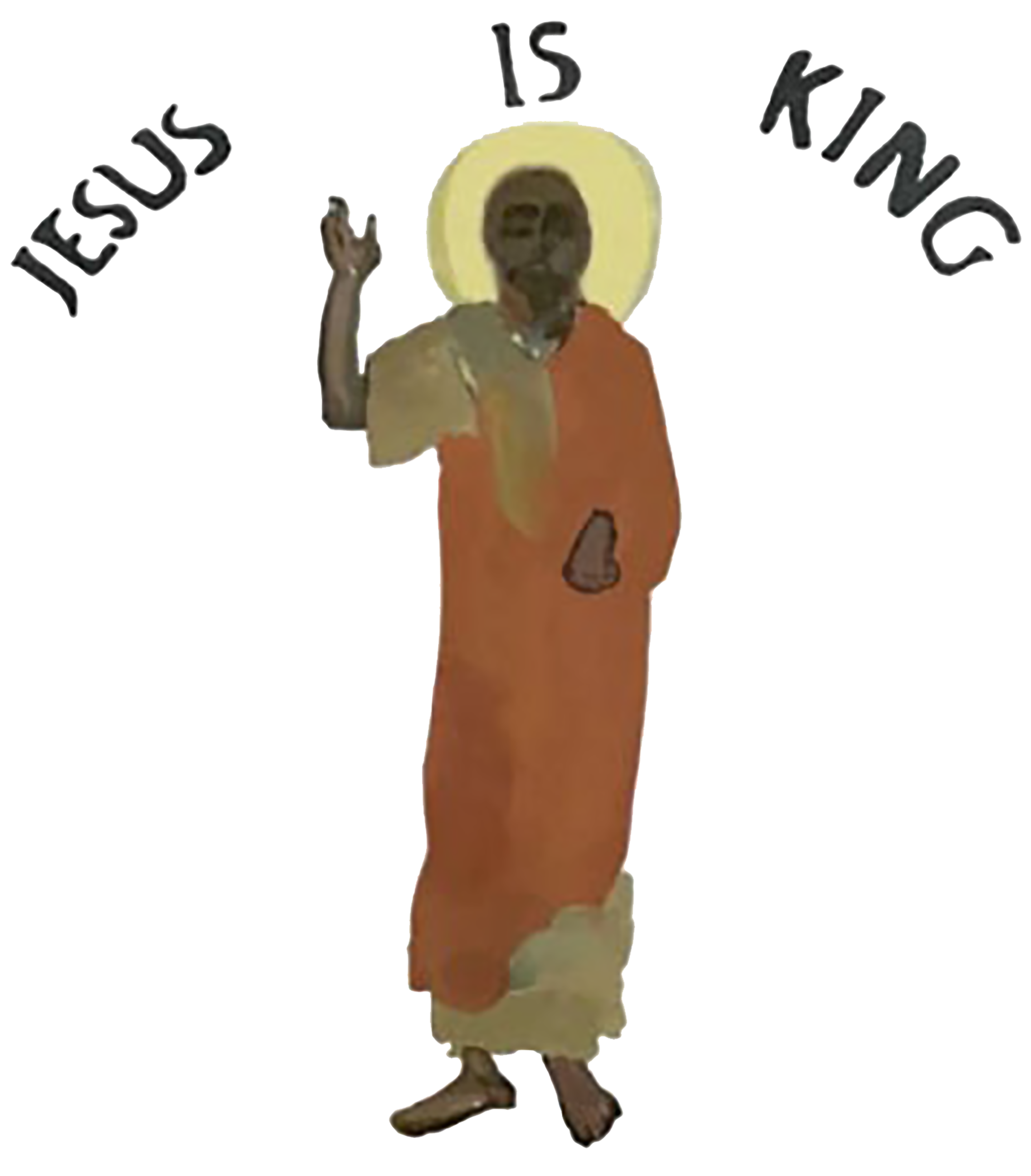 Kanye West Jesus Is King T Shirt Jesus Is King Kanye King Tshirt Kanye T Shirt