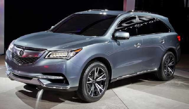 New And Used Cars 2017 Acura Mdx
