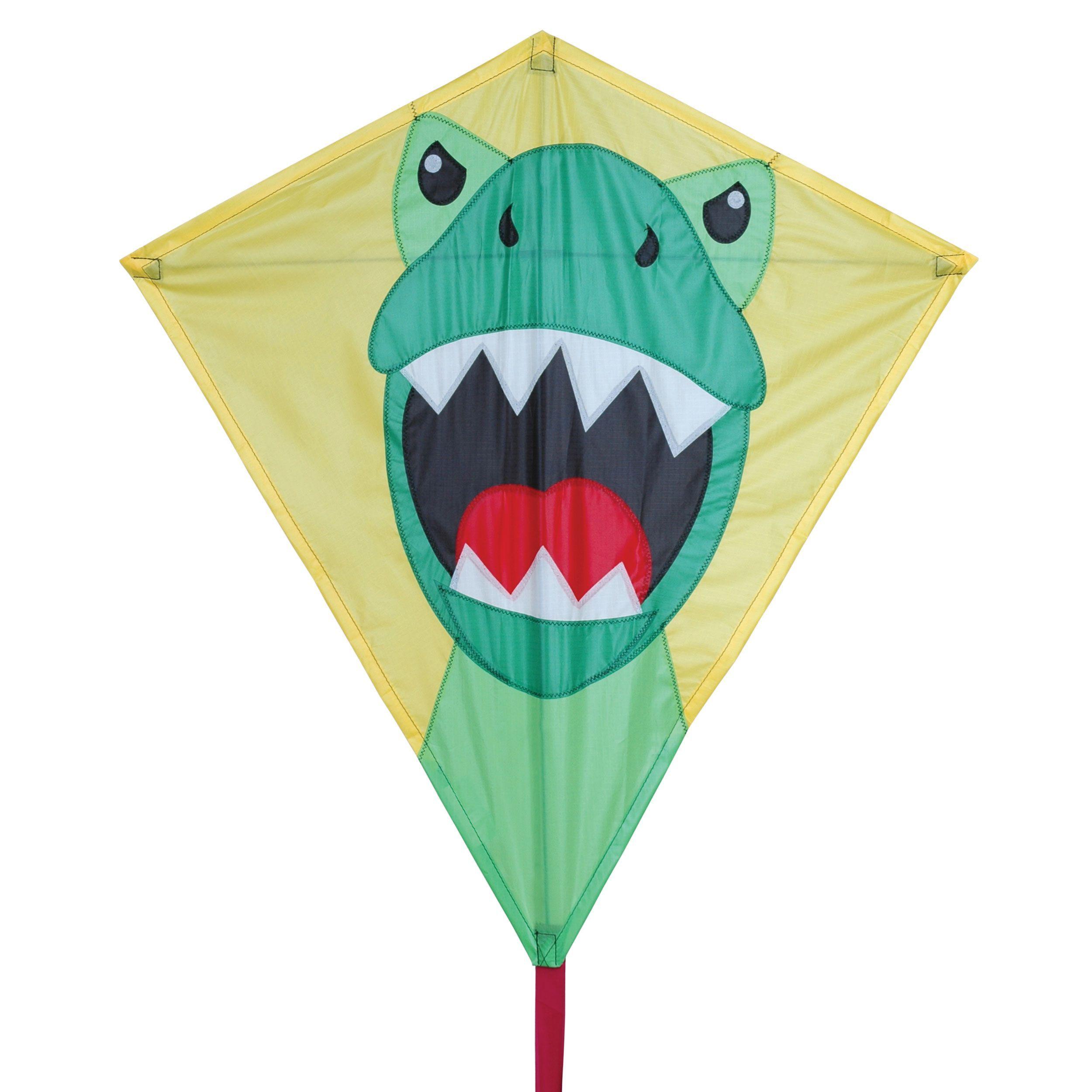 Premier Dino 30-inch Diamond Kite