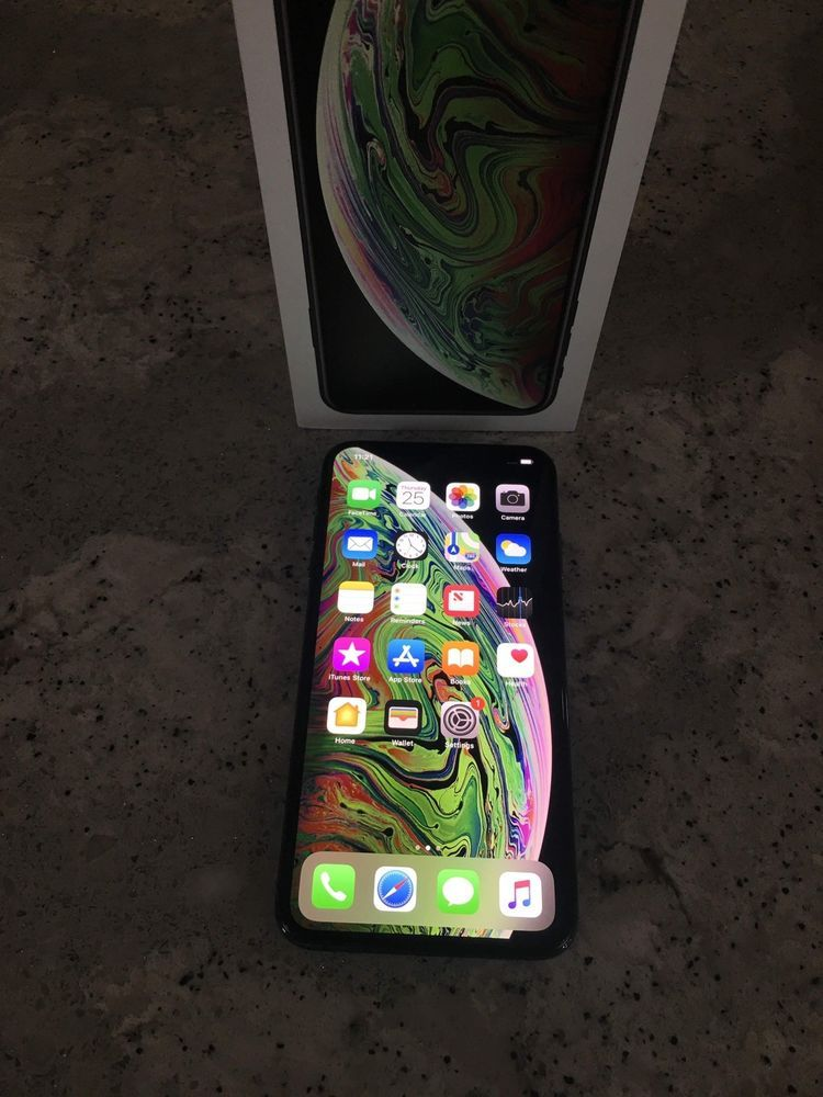 Apple Iphone Xs Max 64gb Space Gray Unlocked Mous Limitless Iphone Phone Cases Iphone Organization Apple Products