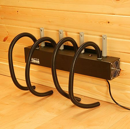 Chinook Wall Mounted Two Pair Boot And Glove Dryer