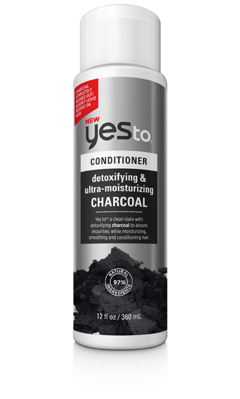 Yes to a clean slate with detoxifying charcoal to absorb