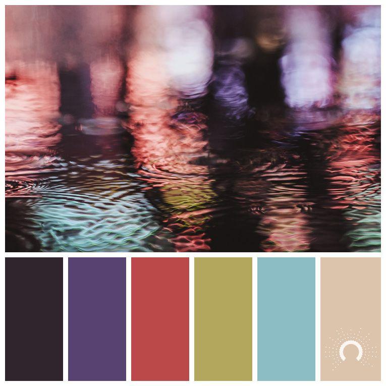 color palette, color combination, Farbpalette, hue, red ...