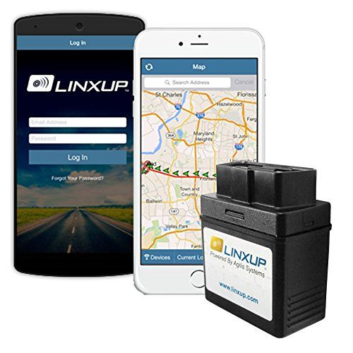 Linxup Obd Gps Tracker With Real Time 3g Gps Tracking Car Tracking Device And Car Locator Car