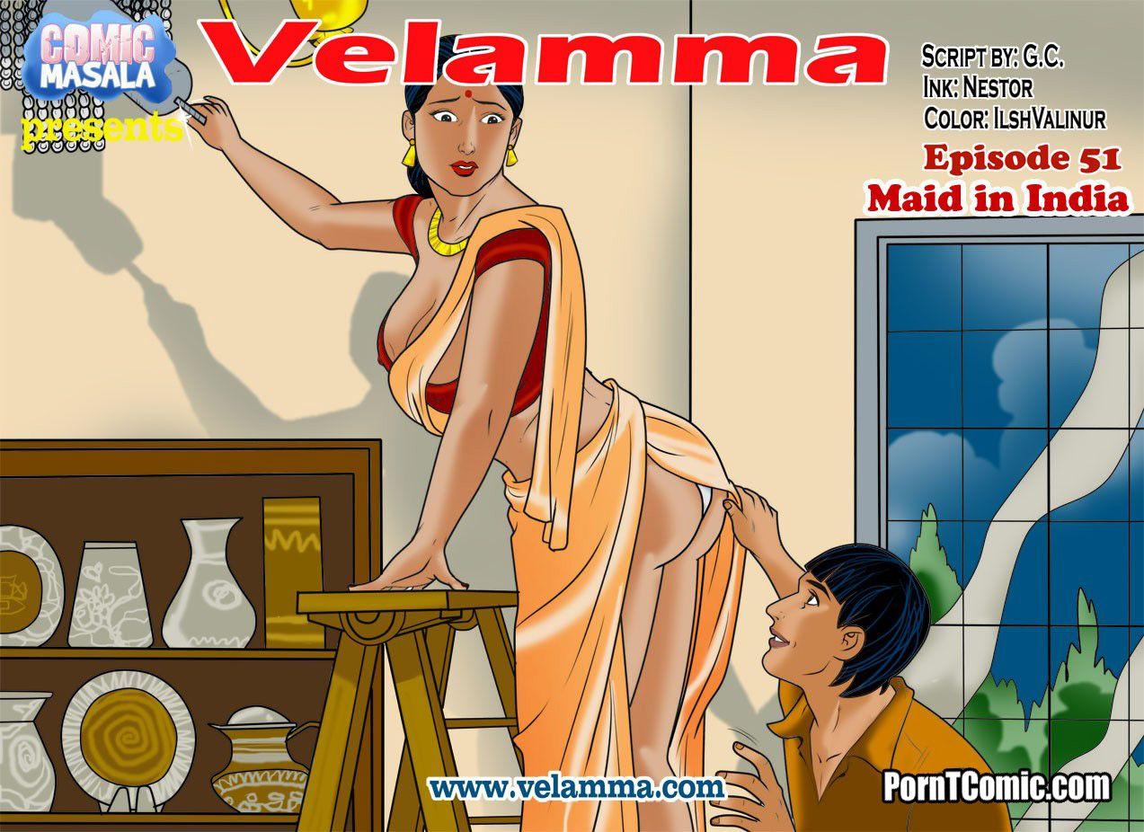 Velamma Episode 51 Maid In India Sd Pinterest Velamma Pdf Pdf