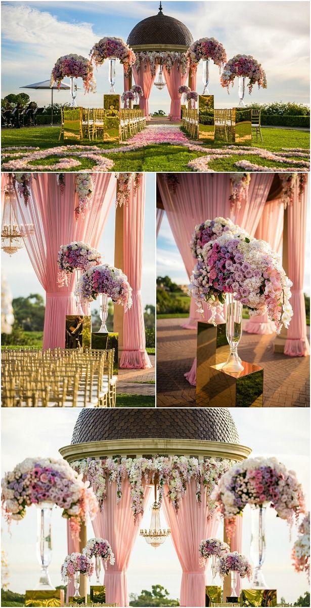 small beach wedding ceremony ideas%0A    Dreamy Wedding Ceremony Ideas for A Fairytale Affair