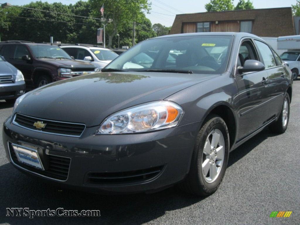 2008 Impala 2008 Impala Lt Slate Metallic Ebony Black Photo 1 Chevrolet Impala Cars For Sale Impala