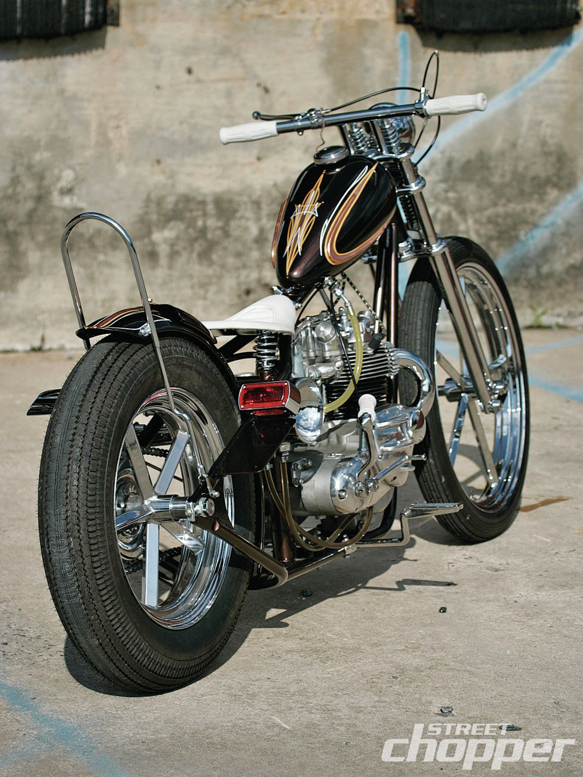 Factory Metal Work's 1966 Triumph 500   Triumph ...