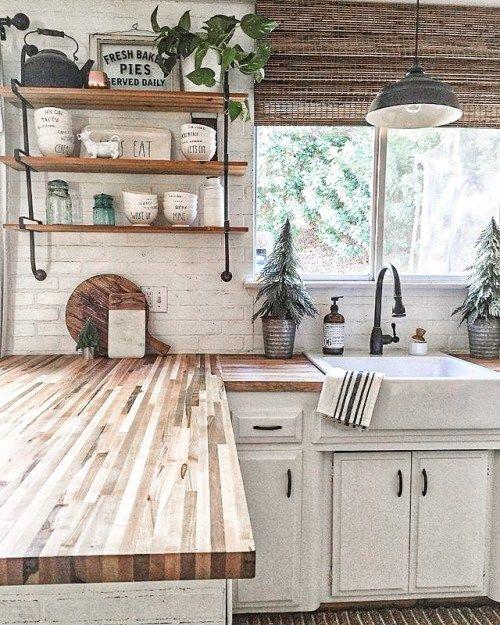 8 Ridiculously Beautiful Brick Backsplash Kitchen Ideas